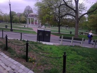 Boston's freedom trail, Hugo Morel