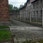 A dark cloud over Auschwitz