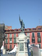 Welcome to Valladolid, Spain