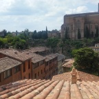 A step back in time: Siena, Italy