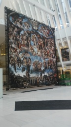 Exploring Vatican city and the sistine chapel