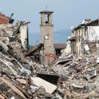 Another close call: escaping a 6.2 Italian earthquake