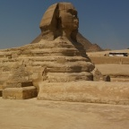 Ruins: The pyramids of Giza