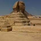 Ruins: The pyramids of Giza