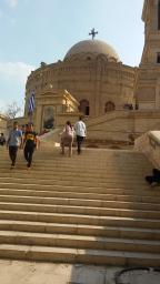 Inside Cairo's Coptic community