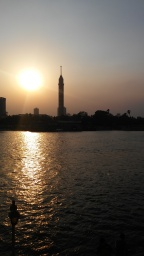 A stroll by the Nile River: Why Travel makes you more human