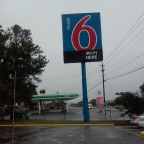 Travel horror story at Motel 6
