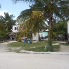 Exploring around Caye Caulker, Belize