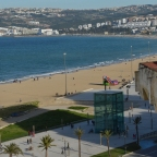 Tangier, the Spanish speaking part of morocco