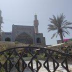 Stumbling across a Persian mosque