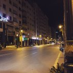 Exploring Tangier, Morocco At Night