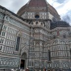Being reintroduced to Florence, Italy